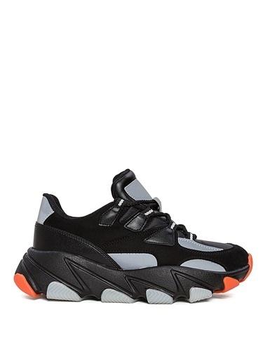Sole Sisters Spor Ayakkabı Siyah - Almara Siyah